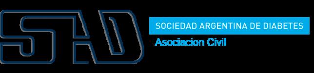 Logo of Sociedad Argentina de Diabetes